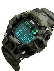 Smart Watch Etanche Longue Veille Multifonction Chronomètre Fonction réveille Chronographe Calendrier Other Pas de slot carte SIM