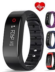 baratos -Homens Relógio Esportivo / Relógio de Moda / Relógio Elegante Chinês Monitor de Batimento Cardíaco / Impermeável / Criativo Metal Banda Amuleto Cores Múltiplas / Pedômetros / Relógio inteligente