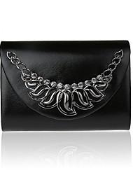 preiswerte -Damen Taschen PU Geldbörse Pailletten für Ganzjährig Gold Schwarz Silber