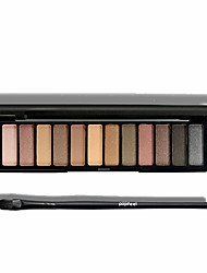 12 Eyeshadow Palette Dry Eyeshadow palette Daily Makeup Cosmetic Beauty Care Makeup for Face