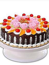 Недорогие -Проигрыватели Для торта Нержавеющая стальСделай-сам Высокое качество Антипригарное покрытие Экологичность Новогодняя тематика Halloween