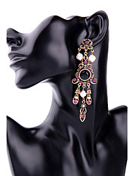 Women's Unique Design Fashion Cute Style Costume Jewelry Chrome Jewelry For Congratulations Party/ Evening Evening Party