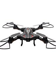 Drone JXD TK110WH 4CH 6 Eixos Com CâmeraFPV Retorno Com 1 Botão Modo Espelho Inteligente Vôo Invertido 360° Acesso à Gravação em Tempo