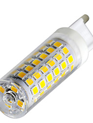 cheap -YWXLIGHT® 9W 800-900 lm G9 LED Bi-pin Lights T 88 leds SMD 2835 Dimmable Warm White Cold White Natural White AC 220-240V