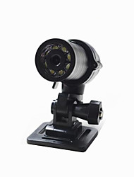 billige -锐思(RISING) HHy-WS10 1.3 MP 1280 x 720Høj definition Udendørs Stødsikker LED-indikator Multi-funktion SD/USB-support Alt-i-en Professionel
