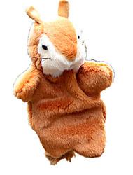 Dolls Finger Puppet Toys Squirrel Animals Kid Pieces