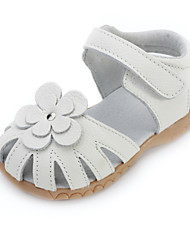 cheap -Girls' Shoes Leatherette Summer Casual Fashion Sweet Comfort Sandals Appliques Magic Tape for Birthday Graduation Gift Daily Evening