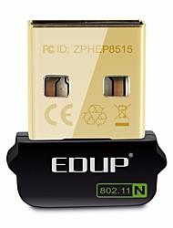 Edup usb adattatore wifi wireless 150mbps wirelee scheda di rete ep-n8508gs