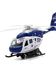 Недорогие -Наборы для моделирования Вертолет Летательный аппарат Вертолет моделирование Универсальные Игрушки Подарок