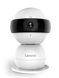 Lenovo® Snowman 720P 1.0 MP Mini Indoor with Day Night PTZ Baby Monitor