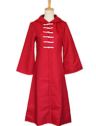 economico -Ispirato da Tokyo Ghoul Cosplay Anime Costumi Cosplay Abiti Cosplay Tinta unica Manica lunga Mantello Per Unisex