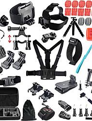 abordables -Al Aire Libre Gran venta por Cámara acción Gopro 6 Todo Gopro 5 Xiaomi Camera Gopro 4 SJCAM SJ4000 SJCAM SJ5000X Camping y senderismo