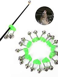 Недорогие -Бубенчики для рыбалки Прост в применении Морское рыболовство Ловля на крючок Пресноводная рыбалка Обычная рыбалка Ловля карпа 1 штук