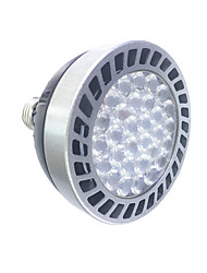 cheap -30W 1500-1700 lm E27 LED Par Lights PAR30 leds High Power LED Warm White White AC 220-240V
