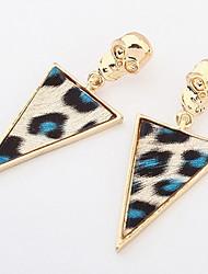 Women's Stud Earrings Drop Earrings Hoop Earrings Jewelry Basic Unique Design Logo Style Pearl Friendship Africa Bohemian Simple Style