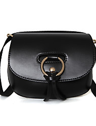 cheap -Women's Women Bags Spring All Seasons PU for Outdoor Black Brown