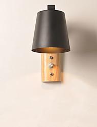 cheap -Modern / Contemporary Wall Lamps & Sconces Living Room Metal Wall Light 200-240V / 100-120V