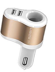Недорогие -Быстрая зарядка Другое 2 USB порта Только зарядное устройство DC 5V/3.1A 2,4A