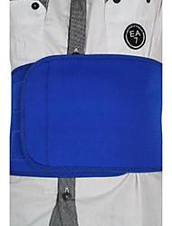 Недорогие -Поддержка поясницы для Бег На открытом воздухе Взрослые Оборудование для безопасности спорт 1шт Морской синий