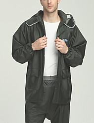 Not Specified Hiking Raincoat Raincoat for Camping / Hiking Back Country Spring/Fall Summer