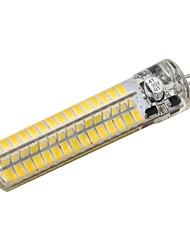 billige -5W 400lm LED-lamper med G-sokkel T 120 LED Perler SMD 5730 Varm hvid Kold hvid 12V