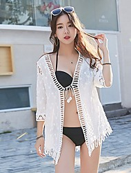 Women's Casual Lawn Vacation Date Going out Daily Street Sexy Simple Cute All Seasons Summer Blouse