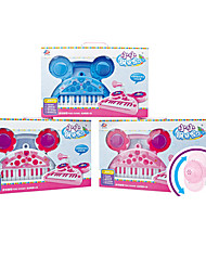 cheap -Toy Instruments Electronic Keyboard Toys Fun Plastics Pieces Kids' Unisex Birthday Gift