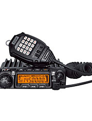 cheap -TH-9000D Walkie Talkie Vehicle Mounted Emergency Alarm Time Out Timer TONE/DTMF Reverse Frequency Talk Around Kill LCD Display FM Radio