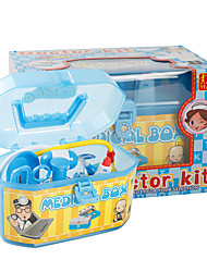 cheap -Pretend Play Medical Kits Pretend Professions & Role Playing Toys Doctor Plastics Children's Pieces