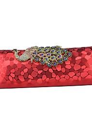 preiswerte -Damen Taschen PU Unterarmtasche Crystal / Strass für Hochzeit Veranstaltung / Fest Normal Formal Gewerbliche Verwendungen Winter Frühling