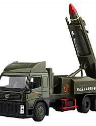 economico -Veicoli a molla Macchinine giocattolo Camion Camion militare Giocattoli Coda Furgone Lega di metallo Metallo Stile cinese Pezzi Non