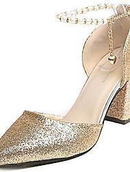 Women's Sandals Comfort PU Summer Casual Walking Split Joint Wedge Heel Gray Black White 3in-3 3/4in