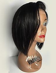 Nouveau stlye brésilien cheveux vierges bob perruques droit devant en avant perruques de cheveux humains perruque de cheveux vierges