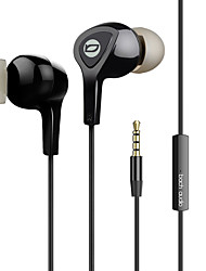 Ep01 In-Ear-Metal-Bass-Kopfhörer High-Fidelity-Monitor Ohrstecker mit drahtgesteuerter Tuning-Funktion