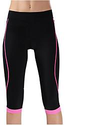 Mulheres Calças de Trilha Secagem Rápida Respirável Calças para Ciclismo Exercício e Atividade Física Ciclismo/Moto Corrida S M L XL XXL