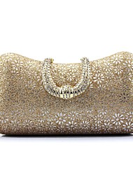 Bags PU with for Blue Champagne Gold Black Silver
