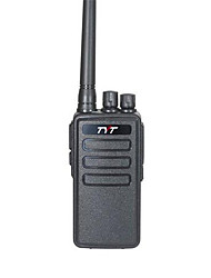 baratos -Tyt x1 walike talike rádio bidirecional 7w walky talky handheld transceiver