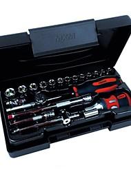 Mxm gute volle Werkzeug-Set 27 -6.3mm Serie Hülse