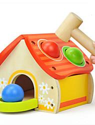 cheap -Hammering / Pounding Toy Baby & Toddler Toy Education Rectangular Square Children's Unisex Gift