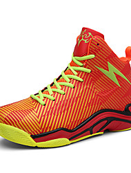 cheap -Men's Shoes PU Summer / Fall Comfort Athletic Shoes Basketball Shoes Orange / Red / Green