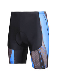 cheap -Breathable New Men 's Cycling Shorts Bike TROUSERS With 3 d Pad LycraDK753