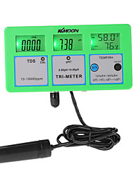 KKmoon multi parameter water quality monitor LCD display