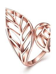 Women's Ring Jewelry Basic Unique Design Tattoo Style Rhinestone Heart Natural Geometric Friendship Bohemian Simple Style Punk British