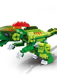 Costruzioni per il regalo Costruzioni Giocattoli innovativi e scherzi Dinosauro ABS Da 2 a 4 anni Da 5 a 7 anni Giocattoli