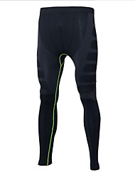 cheap -Men's Running Tights Fitness, Running & Yoga Quik Dry Outdoor Casual Pants / Trousers Running/Jogging Soccer/Football Casual Exercise &
