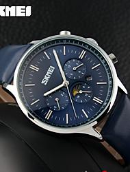 cheap -Men's Unique Creative Watch Wrist watch Dress Watch Fashion Watch Sport Watch Chinese Quartz Calendar / date / day Water Resistant /