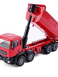 Недорогие -Самосвал Игрушечные грузовики и строительная техника Игрушечные машинки Машинки с инерционным механизмом 1:50 Металл Универсальные Детские
