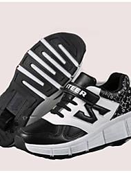 Kinder Erwachsene Skate Schuhe Atmungsaktiv Komfortabel Schützend Schwarz/Rosa