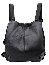 cheap -Women Bags Cowhide Backpack for Casual Sports Formal Professioanl Use Outdoor Office & Career Cycling/Bike Traveling Fitness Racing