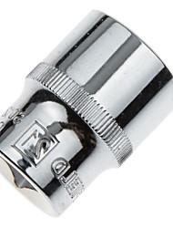 Stahl Schild 12,5mm Serie metrische 12 Winkel Standard Hülse 21mm / 1 Unterstützung